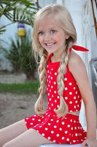 Children Models Children models present new children's wear in Minsk ...